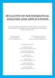 an essay on the application of mathematical analysis I've read the wikipedia article on mathematical analysis and this what are the real-world applications of real analysis application of mathematics 7.